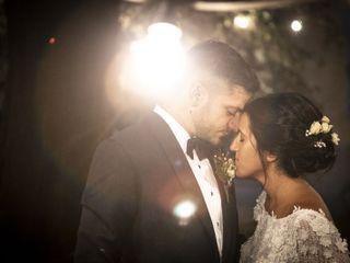 Le nozze di Veronica e Edoardo