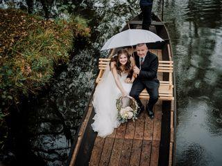 Le nozze di Cynthia e Florian 3