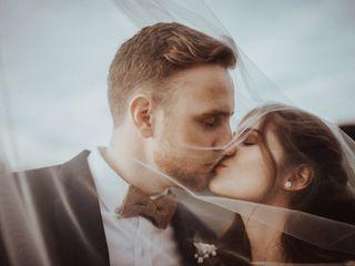 Le nozze di Cynthia e Florian