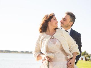Le nozze di Jaqueline e Andrea
