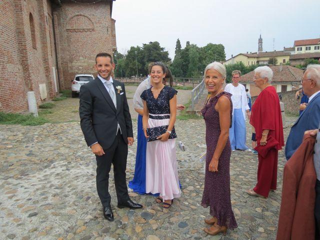 Il matrimonio di Chiara e Matteo a Oviglio, Alessandria 18