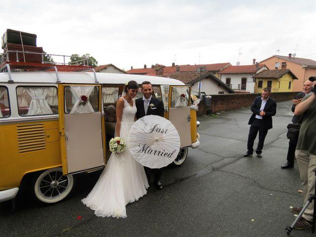 Il matrimonio di Chiara e Matteo a Oviglio, Alessandria 19