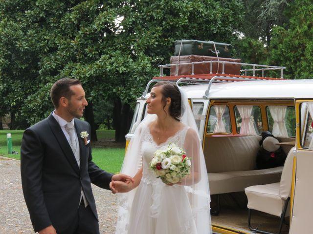 Il matrimonio di Chiara e Matteo a Oviglio, Alessandria 54