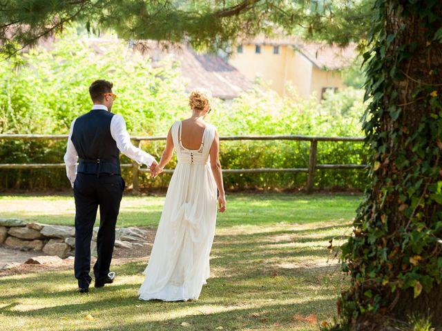 Il matrimonio di Irwin e Caroline a Viverone, Biella 2