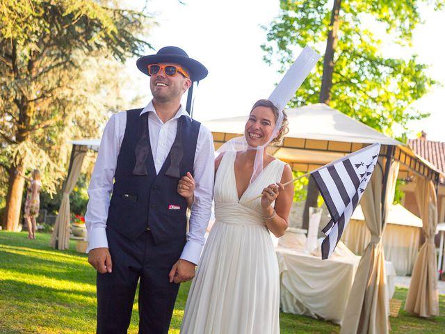 Il matrimonio di Irwin e Caroline a Viverone, Biella 4