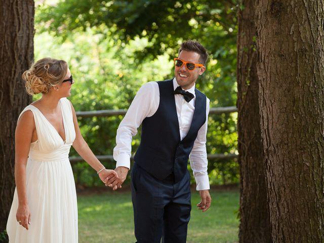 Il matrimonio di Irwin e Caroline a Viverone, Biella 5