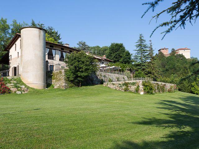 Il matrimonio di Irwin e Caroline a Viverone, Biella 3
