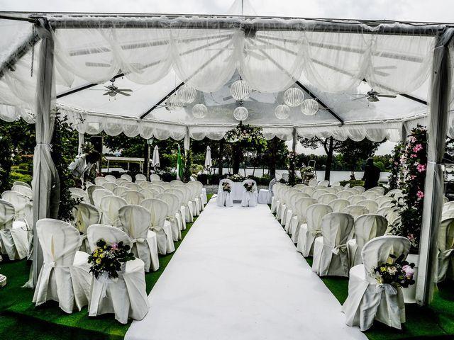 Il matrimonio di Andrea e Marta a Montorfano, Como 3