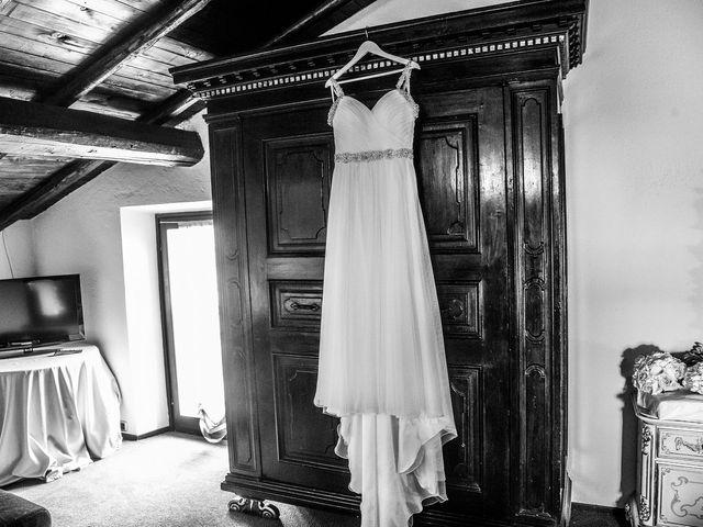 Il matrimonio di Andrea e Marta a Montorfano, Como 4