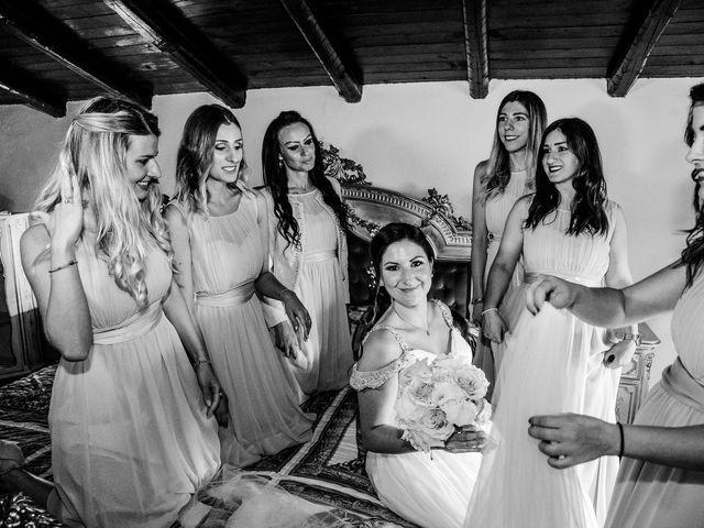 Il matrimonio di Andrea e Marta a Montorfano, Como 7