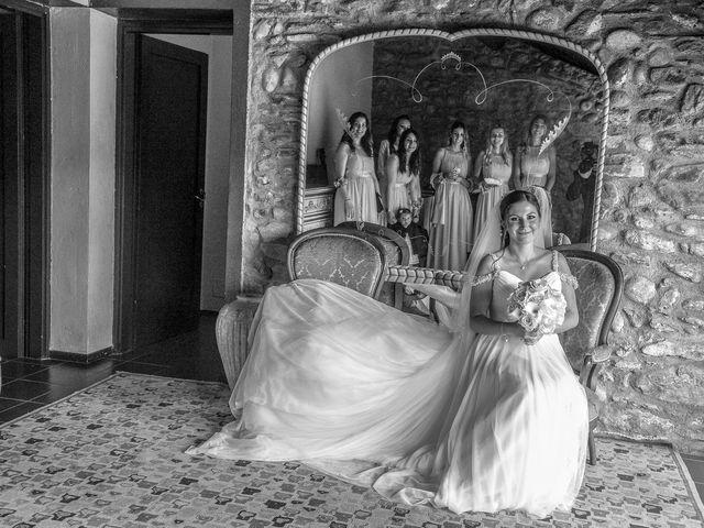 Il matrimonio di Andrea e Marta a Montorfano, Como 8