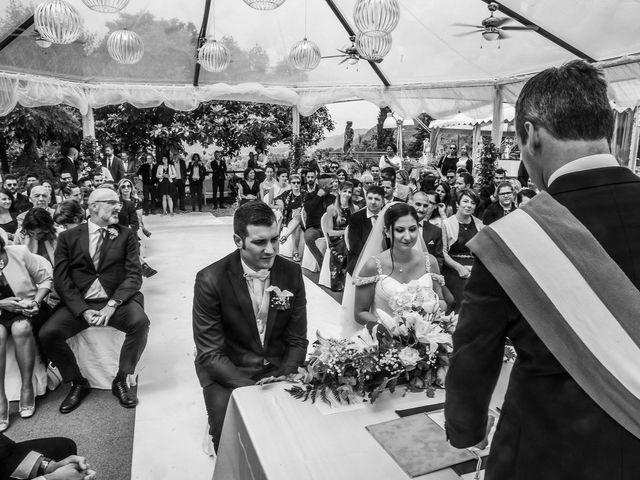 Il matrimonio di Andrea e Marta a Montorfano, Como 10
