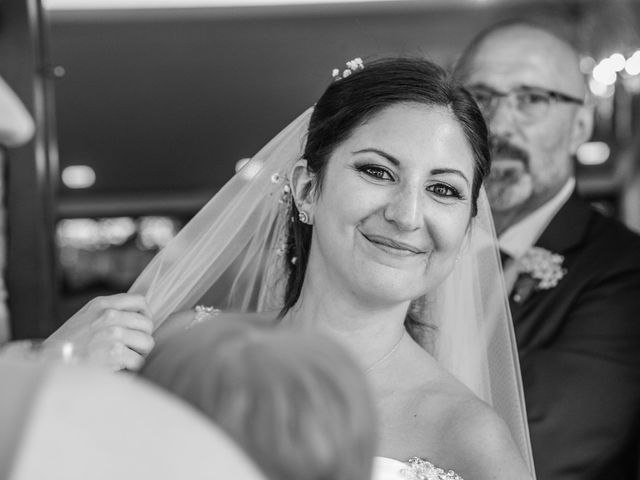 Il matrimonio di Andrea e Marta a Montorfano, Como 13