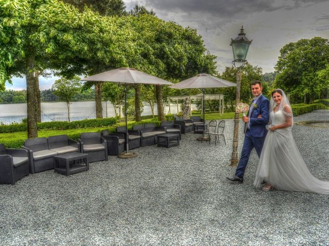 Il matrimonio di Andrea e Marta a Montorfano, Como 14