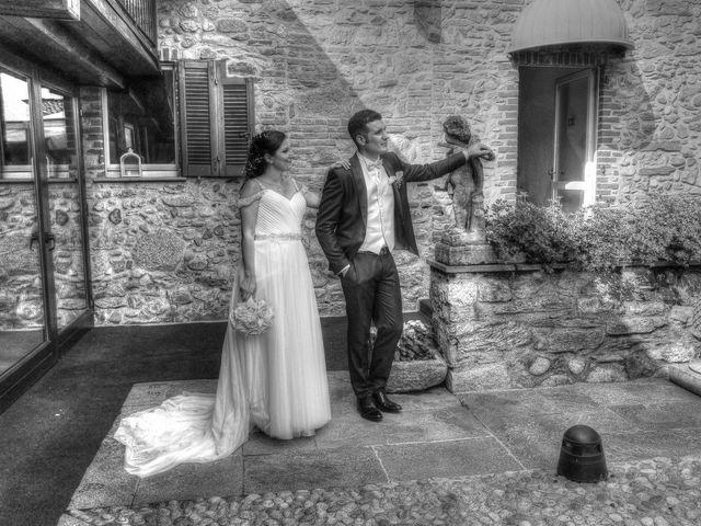 Il matrimonio di Andrea e Marta a Montorfano, Como 16