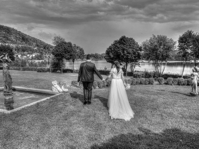 Il matrimonio di Andrea e Marta a Montorfano, Como 18