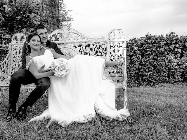 Il matrimonio di Andrea e Marta a Montorfano, Como 19