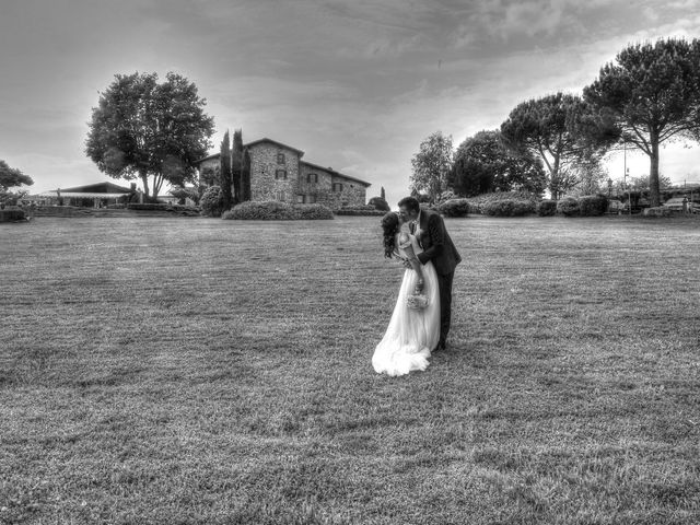 Il matrimonio di Andrea e Marta a Montorfano, Como 20