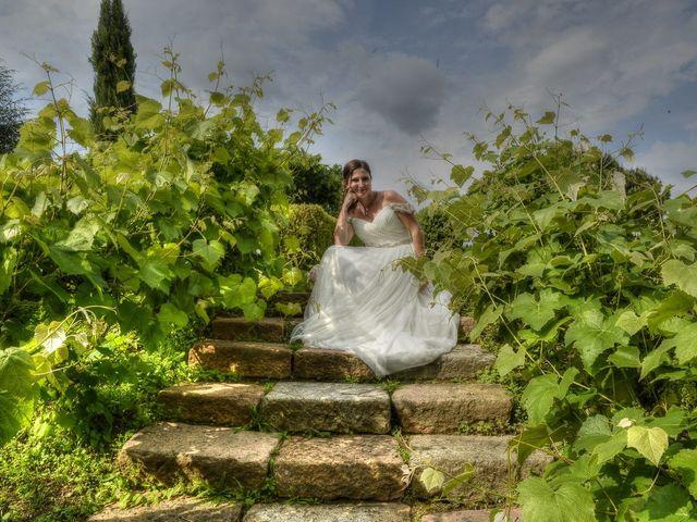 Il matrimonio di Andrea e Marta a Montorfano, Como 23