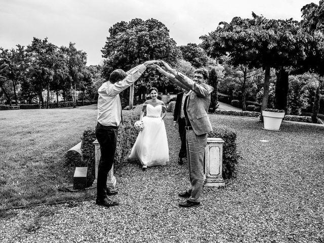 Il matrimonio di Andrea e Marta a Montorfano, Como 25