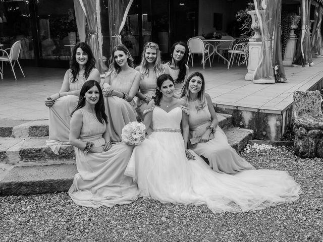 Il matrimonio di Andrea e Marta a Montorfano, Como 27