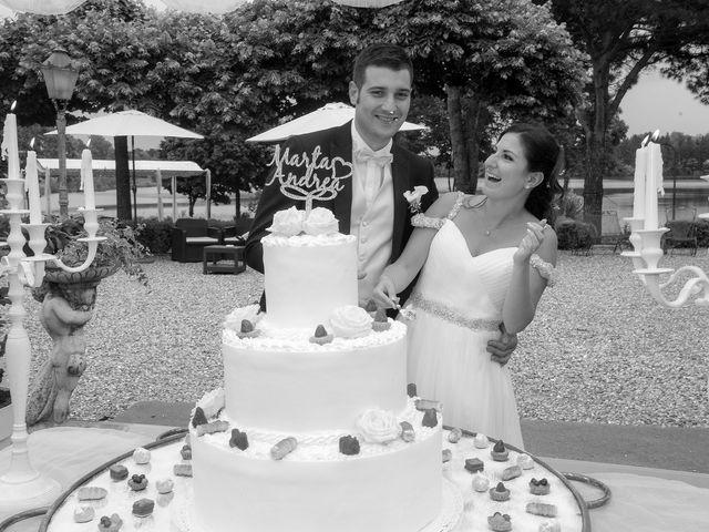 Il matrimonio di Andrea e Marta a Montorfano, Como 29
