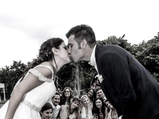 Il matrimonio di Andrea e Marta a Montorfano, Como 33