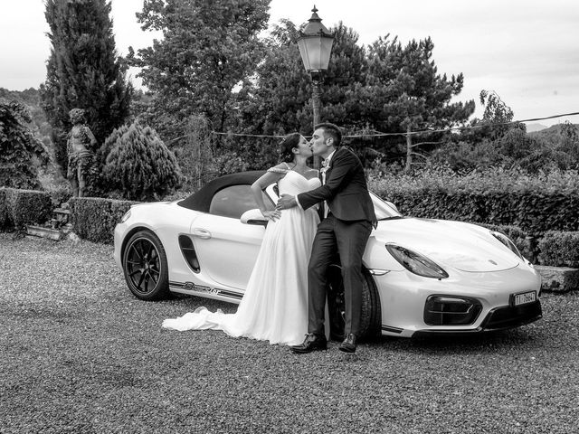 Il matrimonio di Andrea e Marta a Montorfano, Como 34