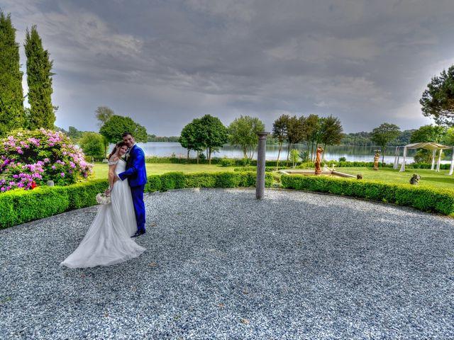 Il matrimonio di Andrea e Marta a Montorfano, Como 35