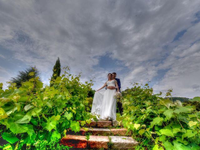 Il matrimonio di Andrea e Marta a Montorfano, Como 38