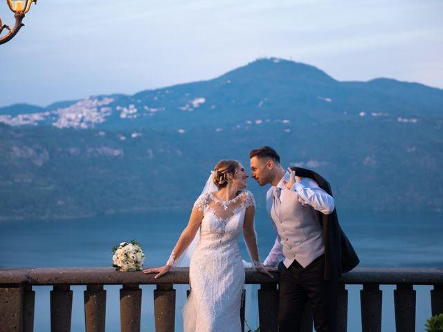 Le nozze di Giorgia e Diego