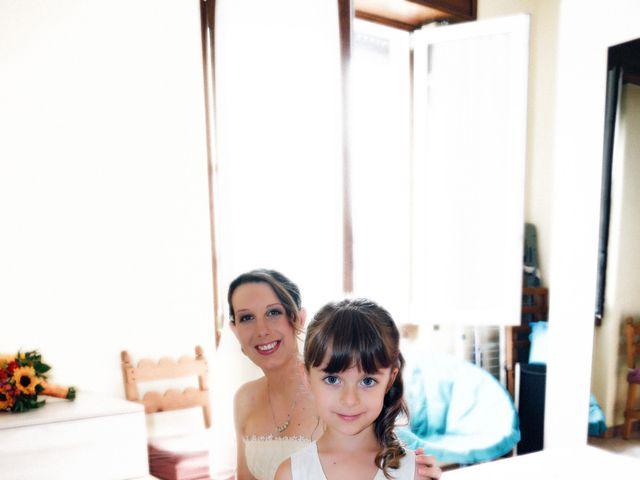 Il matrimonio di Vittorio e Sabrina a Cassinetta di Lugagnano, Milano 6