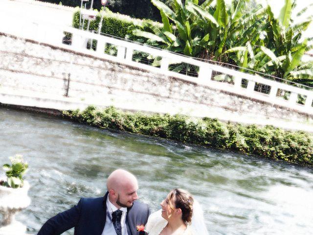 Il matrimonio di Vittorio e Sabrina a Cassinetta di Lugagnano, Milano 8