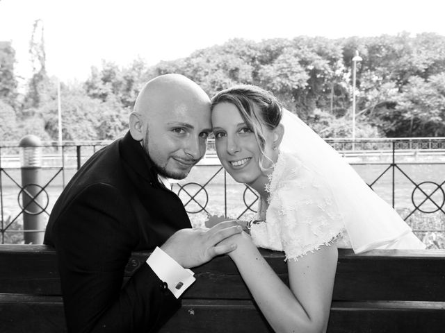 Il matrimonio di Vittorio e Sabrina a Cassinetta di Lugagnano, Milano 2