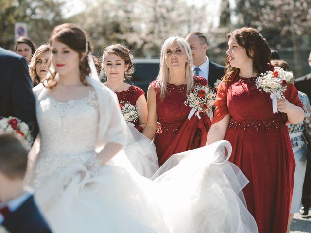 Il matrimonio di Luca e Loide a Cossato, Biella 16