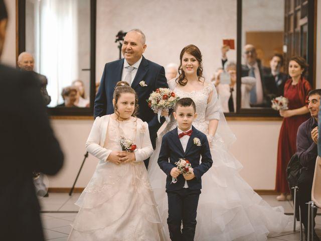 Il matrimonio di Luca e Loide a Cossato, Biella 18