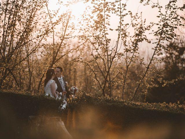 Il matrimonio di Luca e Loide a Cossato, Biella 31