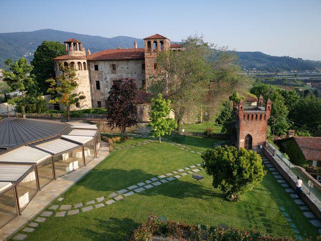 Il matrimonio di Marco e Maria a Costigliole Saluzzo, Cuneo 1