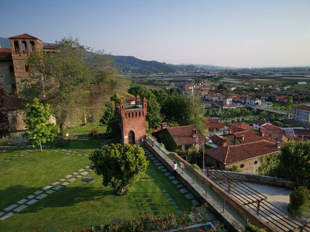Il matrimonio di Marco e Maria a Costigliole Saluzzo, Cuneo 2