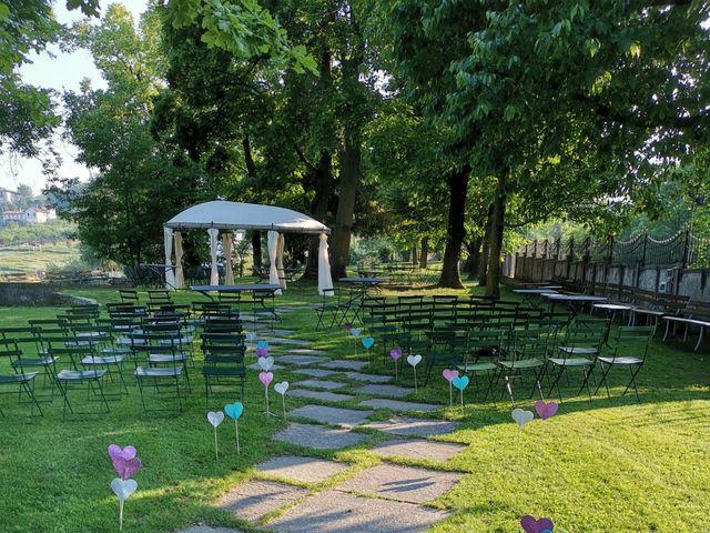 Il matrimonio di Marco e Maria a Costigliole Saluzzo, Cuneo 7
