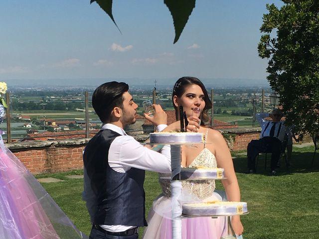Il matrimonio di Marco e Maria a Costigliole Saluzzo, Cuneo 33