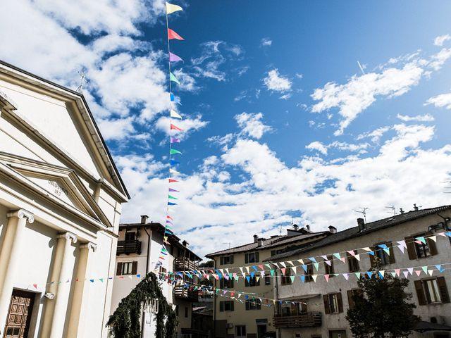 Il matrimonio di Luca e Nicol a Trento, Trento 6