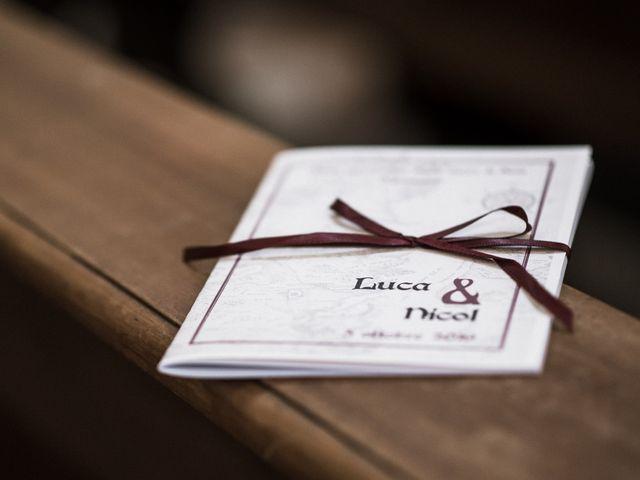 Il matrimonio di Luca e Nicol a Trento, Trento 1