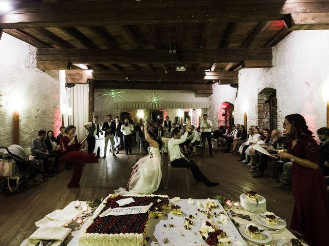 Il matrimonio di Luca e Nicol a Trento, Trento 20