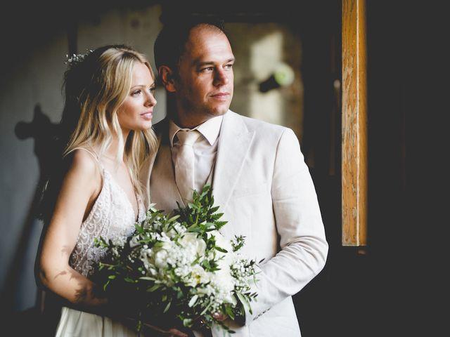 Le nozze di Riccardo e Melissa