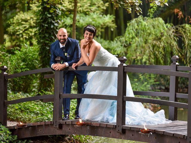 Il matrimonio di Valentina e Massimo a Porto Mantovano, Mantova 1