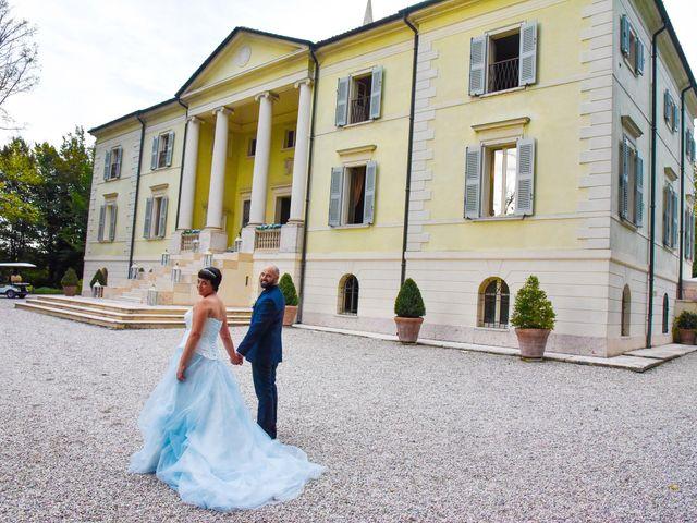 Il matrimonio di Valentina e Massimo a Porto Mantovano, Mantova 2