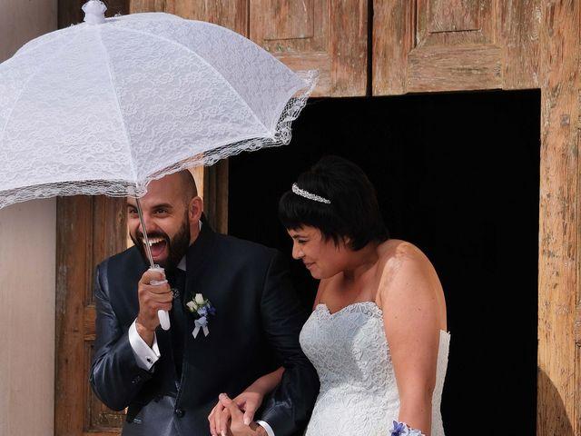 Il matrimonio di Valentina e Massimo a Porto Mantovano, Mantova 15