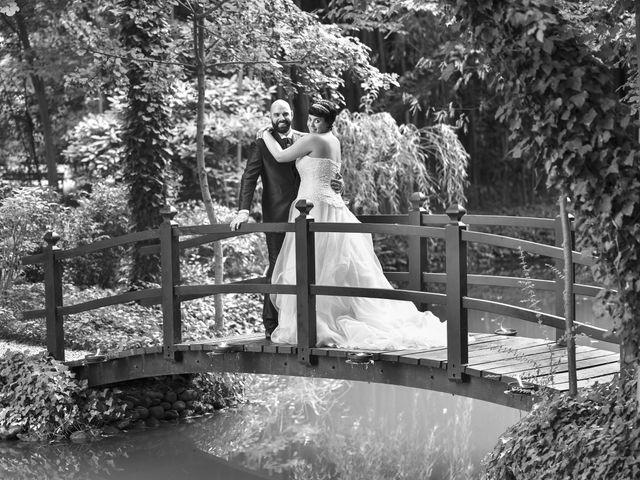 Il matrimonio di Valentina e Massimo a Porto Mantovano, Mantova 18
