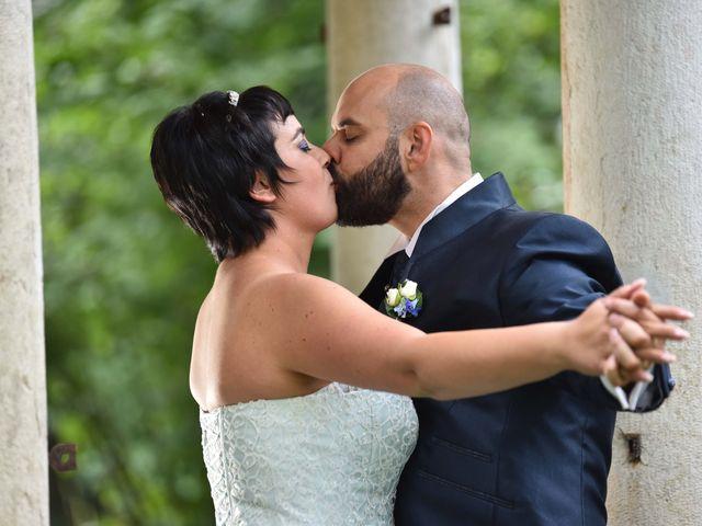 Il matrimonio di Valentina e Massimo a Porto Mantovano, Mantova 19